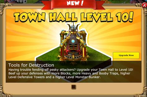 Dave Backyard Monsters Backyard Monsters Town Hall Level 10 2017 2018 Best