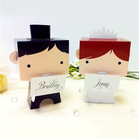 Toys With Paper - paper wedding paper toys