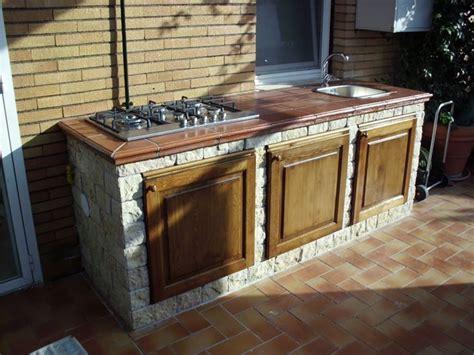 cucina da giardino cucine da esterno accessori da esterno costruire una