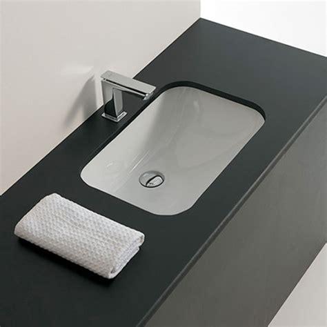 lavelli sottopiano lavabi incasso lavabo sottopiano nettuno 55