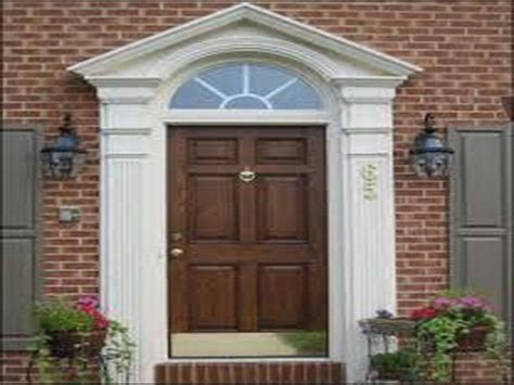 Front Door Moulding Kit Exterior Door Trim Molding Ideas Studio Design Gallery Best Design