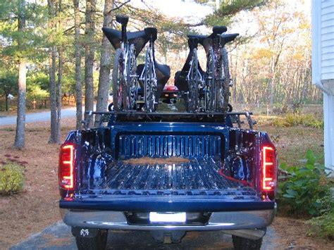 Truck Bed Bike Rack Plans by Truck Bed Bike Rack Plans Bed Plans Diy Blueprints