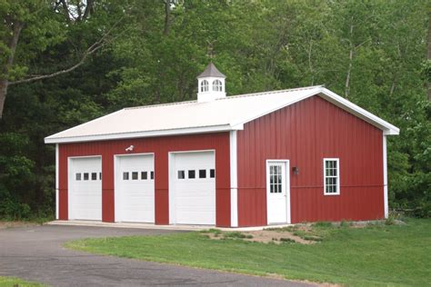 barns and garages pole barn garage kits 101