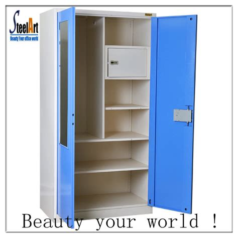 professional oem supply cheap price discount cabinet bedroom furniture stainless steel dress cabinet buy