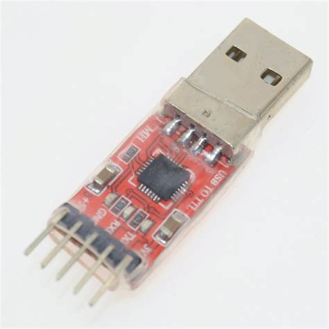 Usb To Ttl Type Cp2102 Module cp2102 usb 2 0 to uart ttl 5pin connector module serial converter new in integrated circuits