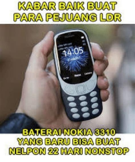 Hp Nokia Yang Baru 25 best memes about nokia 3310 nokia 3310 memes