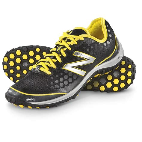 s new balance m1690 running shoes black yellow