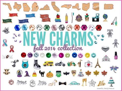 Origami Owl New Charms 2014 - 1000 images about origami owl www ktomlin origamiowl