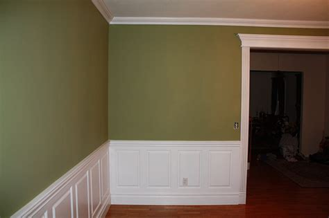 Raised Wainscoting Panels Home Depot - custom wainscoting dining room pictures great ideas