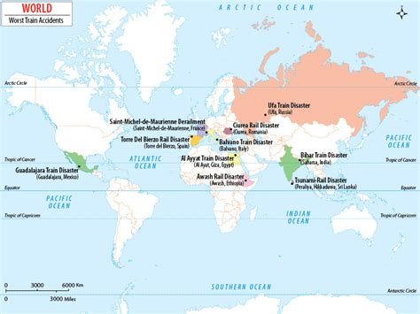world lakes in map map of major accidents crashes world top ten