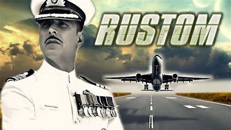 Akshay Kumar Rustom Movie Story, Review, Cast, Release ...