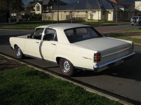 Sleeper Car For Sale by Ford Fairlane Zc 351 V8 T Code Factory Gt Sleeper
