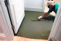 Manufacturer and installer of floor underlayments and
