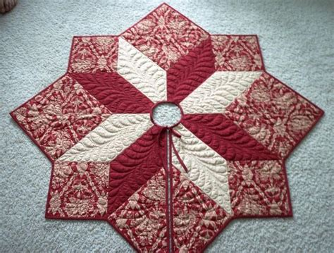 Quilt Tree Skirt by Tree Skirt Quilting