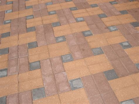 brick paver patterns diybanter