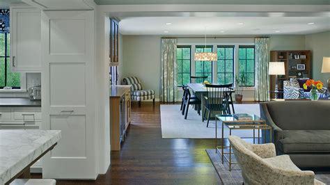 hearthside kitchen and family room a h architecture