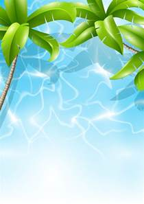 beautiful tropical backgrounds vector 01 vector background free download