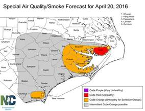 nc deq air quality maps