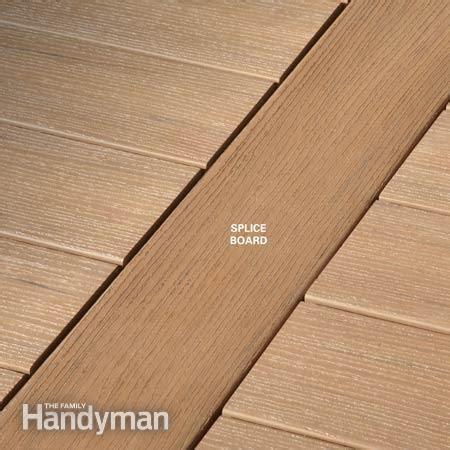 build  deck  composites  family handyman