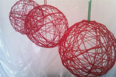 String Balloon - diy wedding decorations creative sparks