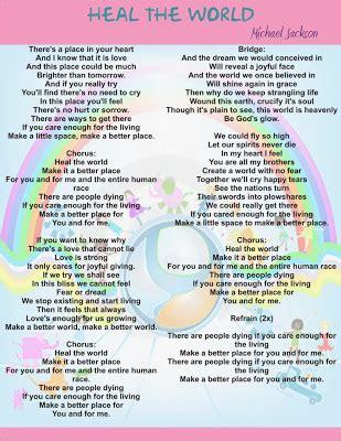 heal  world quotes quotesgram