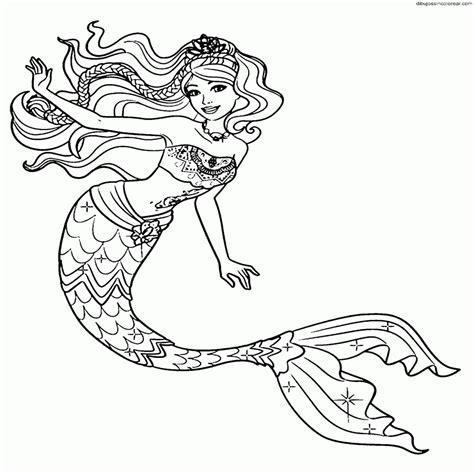 dibujos para colorear gratis de princesas dibujos de barbie para pintar en linea gratis dibujo de