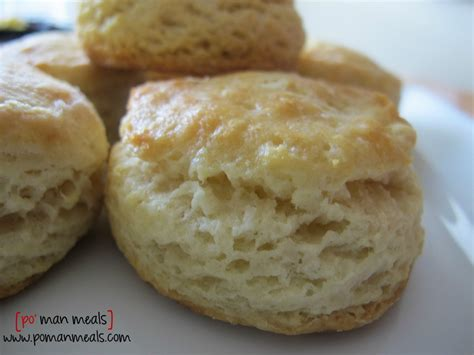 Handmade Biscuits - po meals buttermilk biscuits