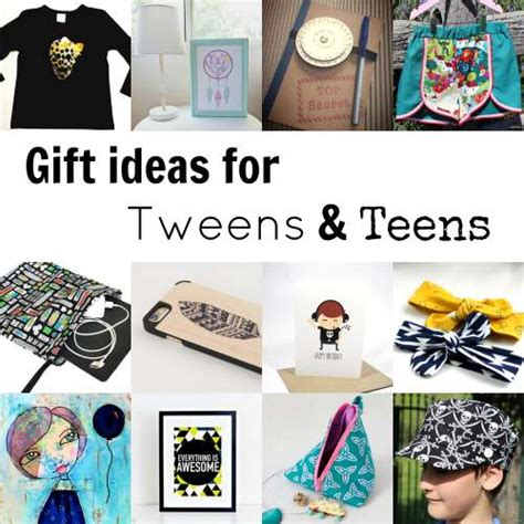 Handmade Gifts For Teenagers - gift ideas for tweens and handmade kidshandmade