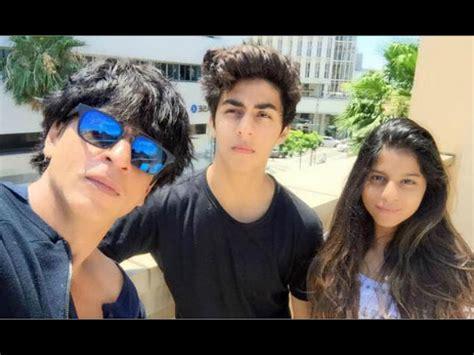 Really!! Shahrukh Khan's Kids Aryan Khan & Suhana Khan Are ...