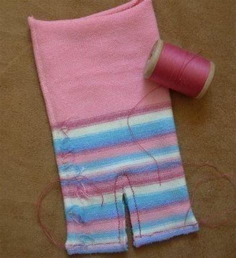 diy adorable sock diy sock piglet the idea king