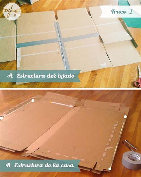 como hacer un barco gigante de carton 10 trucos para hacer una casa de cart 243 n parte ii