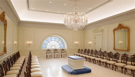 sealing room a and last look at the new mormon temple philadelphia magazine