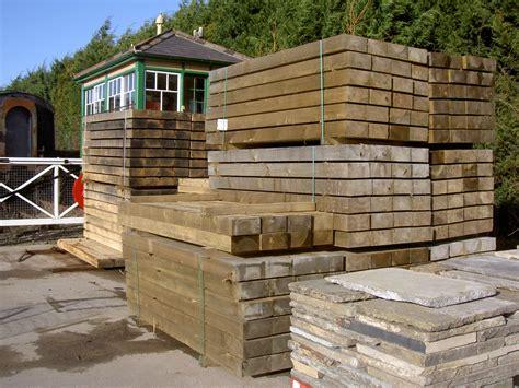 Co Sleepers Uk railway sleepers new softwood sleepers products
