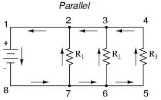 what are series and parallel circuits series and parallel circuits electronics textbook