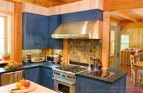 pictures of kitchens traditional blue kitchen cabinets pictures of kitchens traditional blue kitchen cabinets