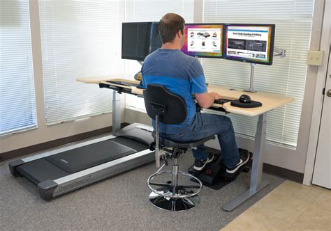 Desk Fit by The Modal Office Fitness Dreamstation Sit Stand