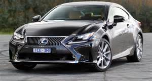 Lexus Rc 350 Review 2015 Lexus Rc 350 Review Sporty Meets Sensible