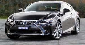 Lexus Rc 350 Reviews 2015 Lexus Rc 350 Review Sporty Meets Sensible