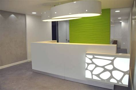 modern reception desk design at sight in reception desk design