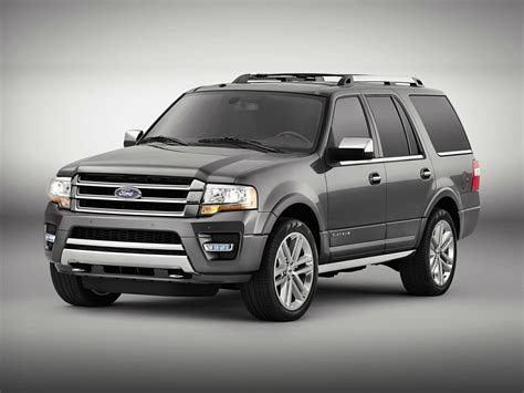 2016 Ford Expedition Prices Reviews 2016 Ford Expedition El Price Photos Reviews Features