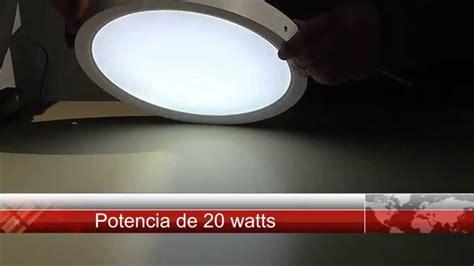 Lu Sorot Led 20 Watt Pl Led 20 Watts Techo Sobrepuesto