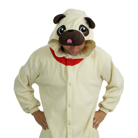 pug pajamas for adults pug costumes for adults images