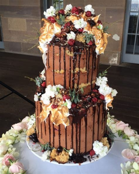 Sydney's best wedding cakes 2016