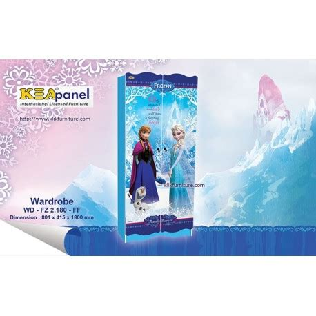 Sofa Anak Frozen lemari anak frozen wd fz 2 180 ff kea panel