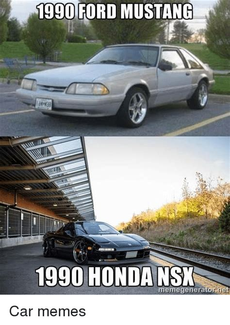 Auto Meme Generator - honda vs mustang memes pictures to pin on pinterest