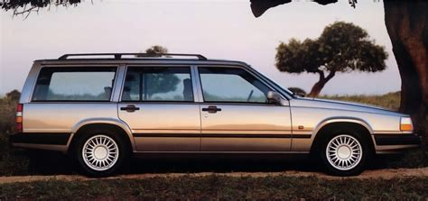 how to learn about cars 1993 volvo 940 user handbook curbside classic 1993 volvo 940 dignified luxury