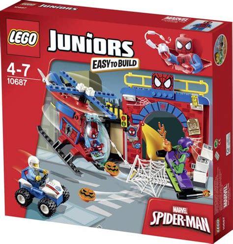 Mainan Anak Lego Junior 10687 lego 174 juniors 10687 spider versteck