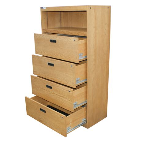 Wood Lateral File Cabinet 4 Drawer Wood File Cabinet Lookup Beforebuying