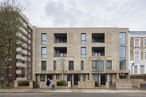 cheap appartments manchester inventive council housing levitt bernstein archdaily