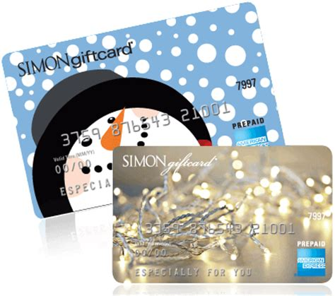 Simons Gift Cards - a review of anonymous credit cards